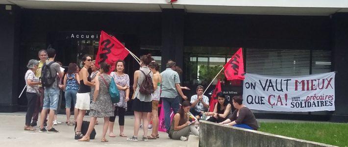 Contrats aidés CUI-CAE dans l'Education Nationale : s'organiser, agir !