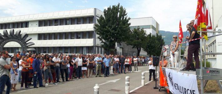 Solidaires Isère apporte tout son soutien aux salariés de General Electric Grenoble exposés à un plan de licenciements massif