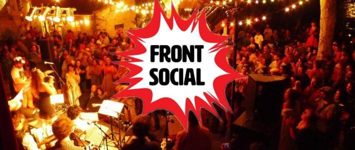 2 septembre à Grenoble : Rentrée en fanfare pour le Front Social !