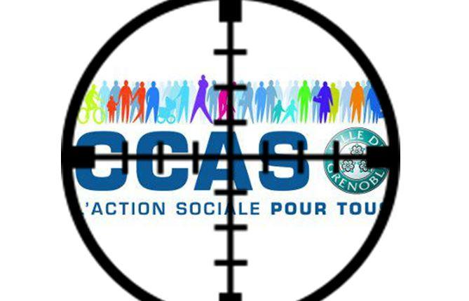 RSA, SDF, personnes âgées ou isolées : Grève contre un service low cost pour les publics isérois !