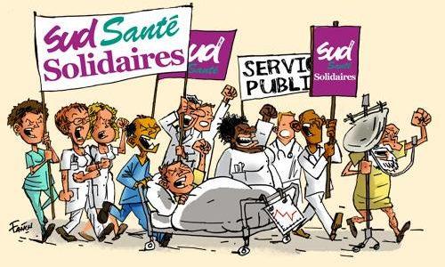 Santé, sanitaire et social : c'est quand qu'on bloque tout ? En grève et dans l'action !