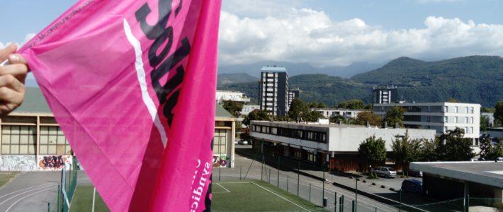 Solidaires Isère change de local, pour une rentrée sociale qui déménage !