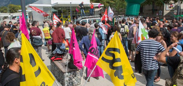 6 de Grenoble : la solidarité est notre force !