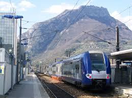 Le 14 septembre en gare de Grenoble : grève et rassemblement