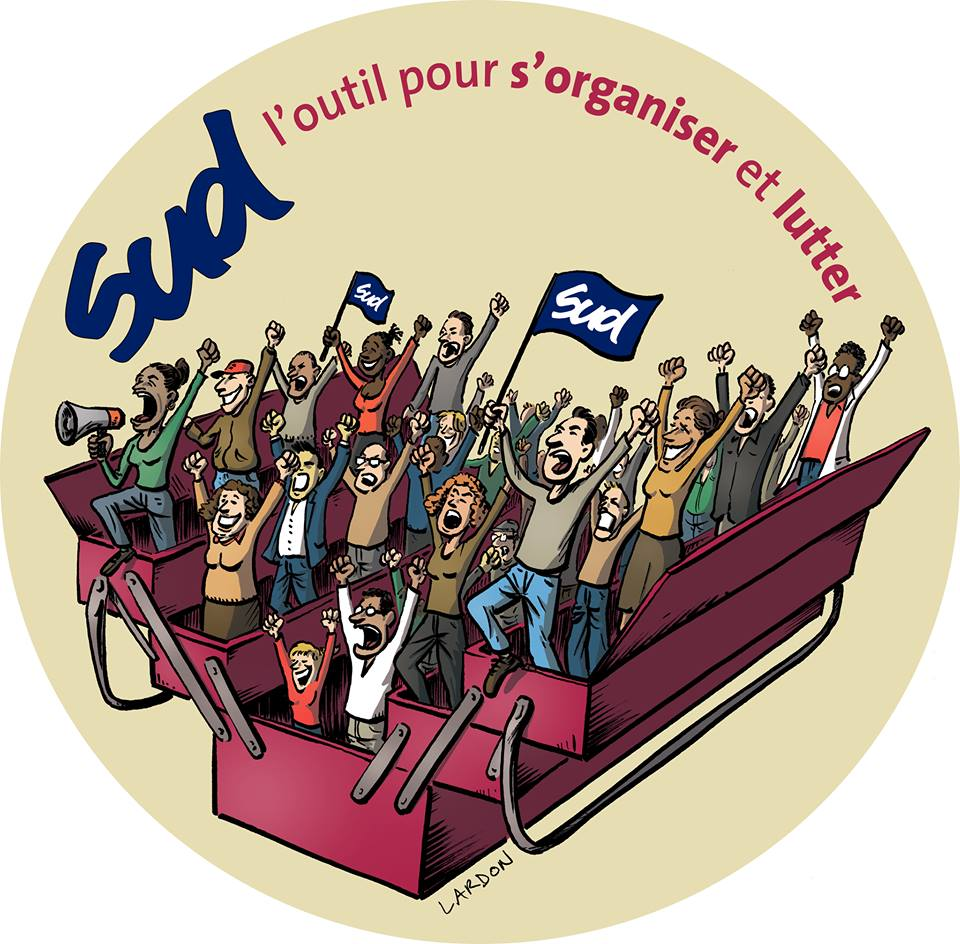 FONCTION PUBLIQUE : en décembre votons SUD-Solidaires, en Isère comme ailleurs !