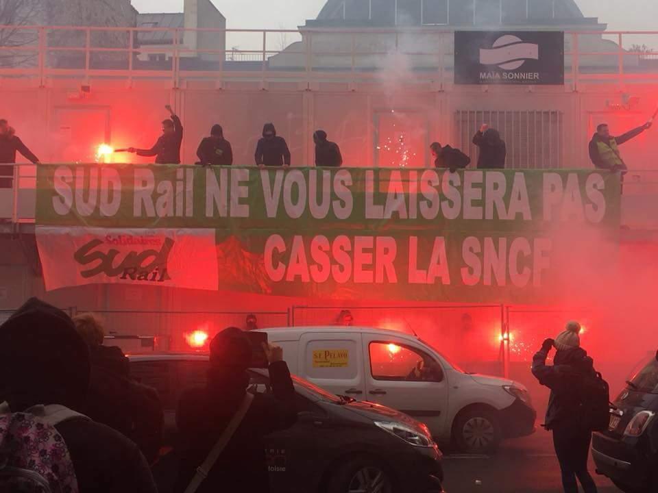 La solidarité pour exiger la levée des sanctions pour les 7 de Grenoble continue !