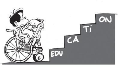3/12 Journée du handicap : les AESH en grève pour l'école inclusive et pour la dignité