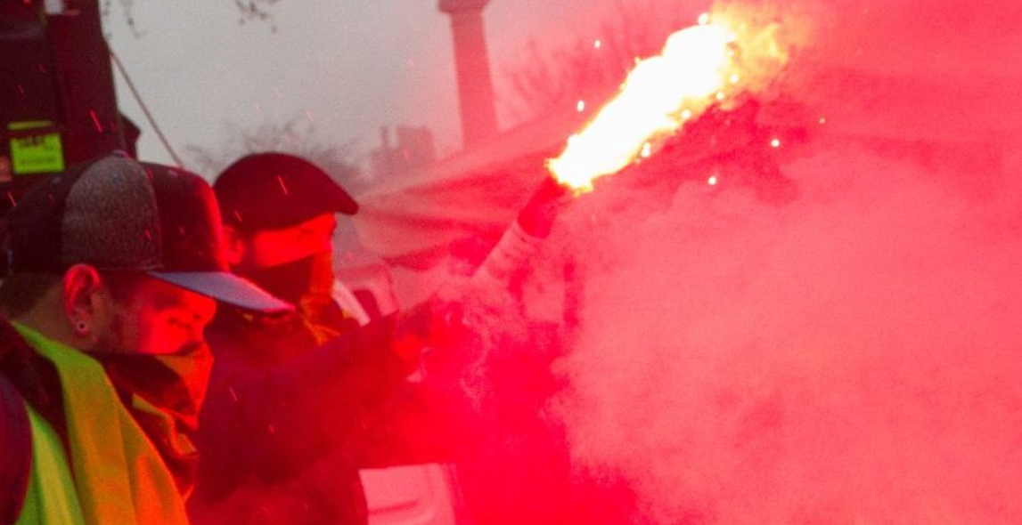 Préavis de Grève : Rassemblons nos colères et Bloquons tout par la grève et les manifestations !