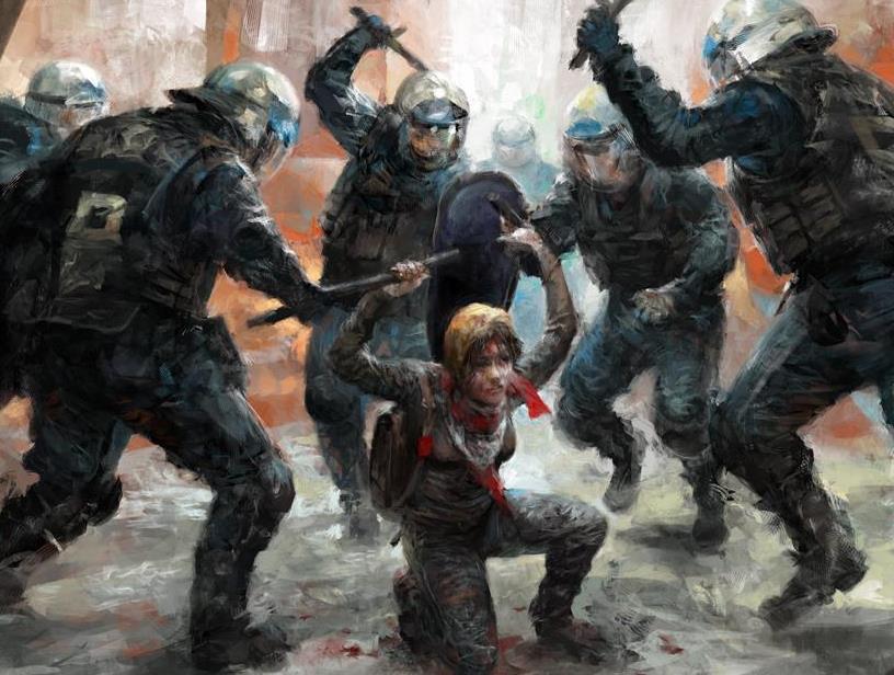 Appel isérois contre la répression et pour la liberté de manifester !