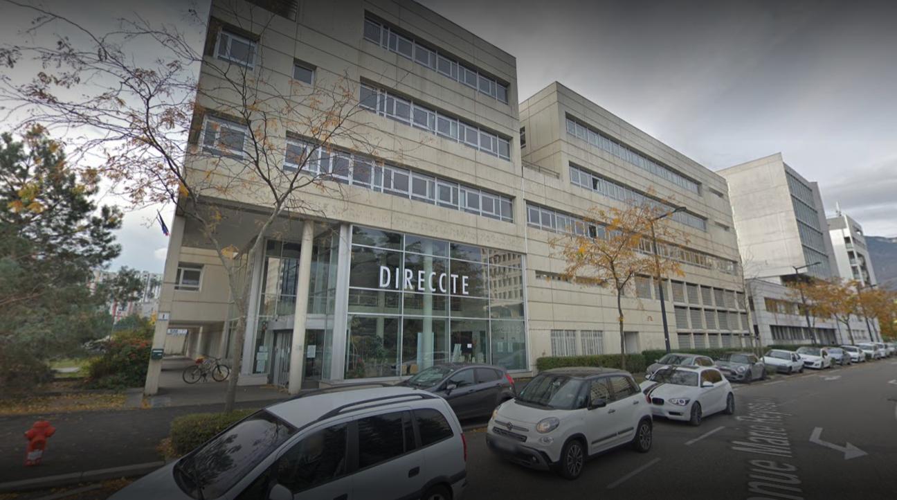 27/03 : Mobilisation à Grenoble pour le maintien du service public du Travail accessible aux usagers