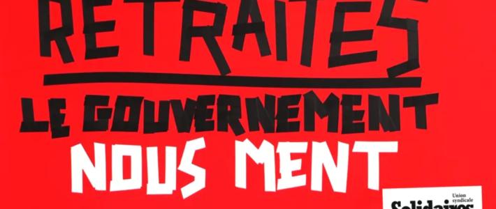 Retraites : Grève générale le 5/12 et les jours qui suivront, à Grenoble comme partout ailleurs !