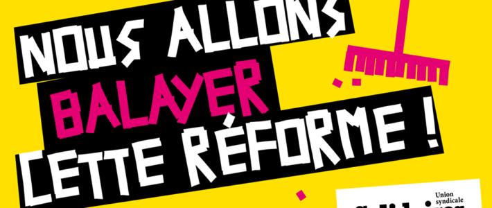 L'âge pivot : un pseudo recul du gouvernement qui ne change rien. RETRAIT TOTAL de la réforme !