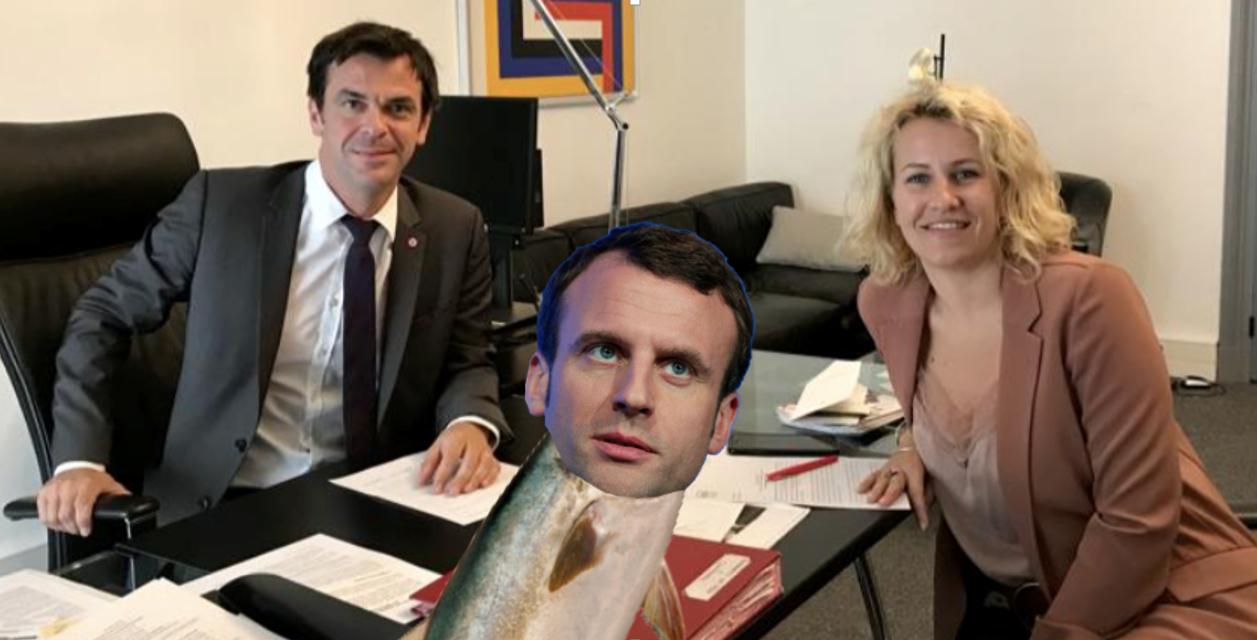 Olivier Véran et Émilie Chalas, petits soldats grenoblois zélés de la macronie : stoppons-les !