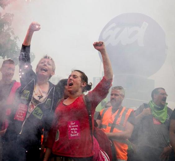 Le retrait, un point c'est tout ! Grève générale en Isère le 20 février