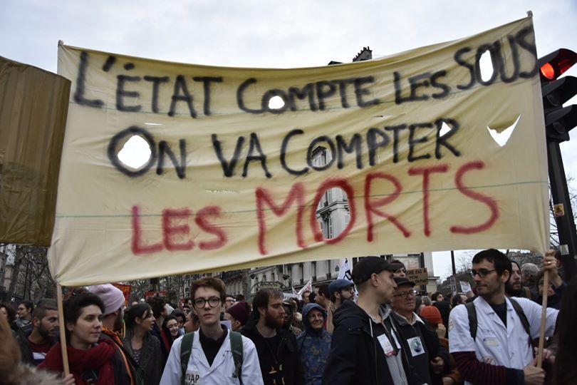 Intersyndicale Isère : Nos vies passent avant leurs profits !
