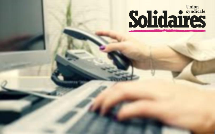 Coronavirus au travail : Solidaires met en place un numéro vert d'appui syndical 7j/7 de 9h à 19h