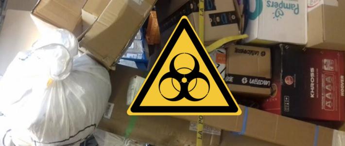 Suspicion de cas de covid-19 à Colisposte Grenoble : Stop à la mise en danger !