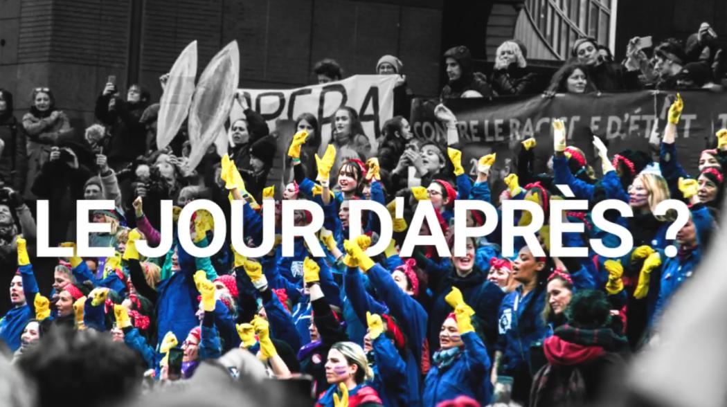 Appel Isère : Plus Jamais Ça ! Construisons ensemble un jour d'après démocratique, écologique, féministe et social.
