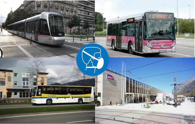 Reprise dans les transports en Isère, nos exigences syndicales pour les usagers et agents